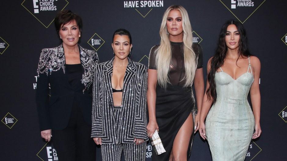 Kardashian-Jenner Relationship Statuses: Kim, Kylie and More
