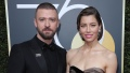 Justin Timberlake and Jessica Biel Are 'Happy' With Baby Phineas