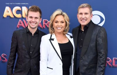 Julie Chrisley Doesn't Want Son Chase Getting Engaged to Girlfriend Emmy Medders Soon