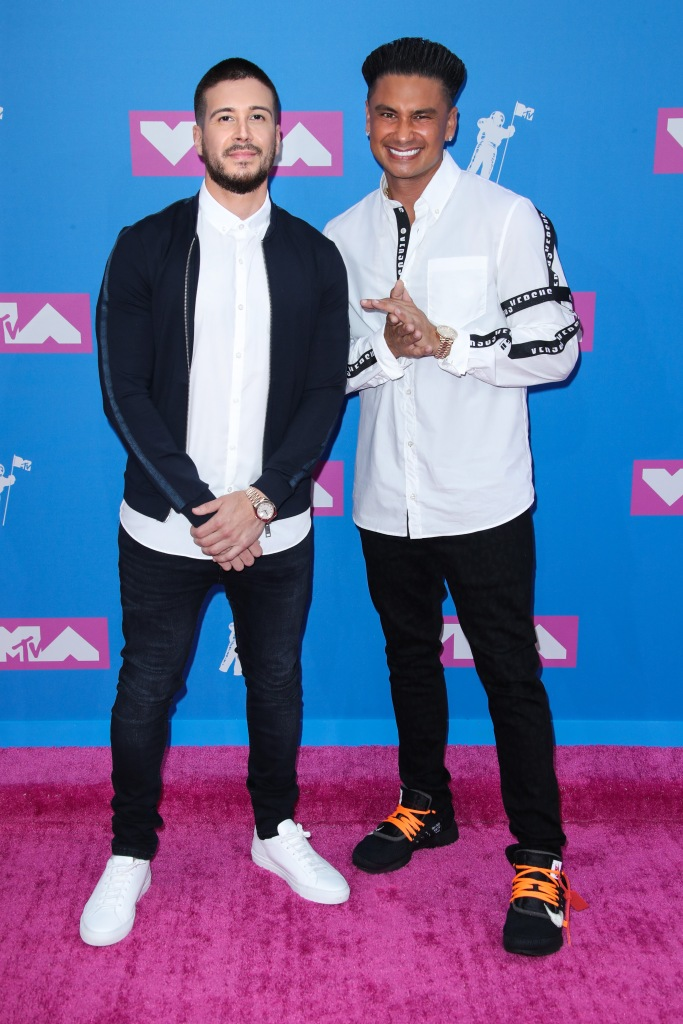 Pauly D and Vinny Guadagnino Aren't Invited to Sammi's Wedding