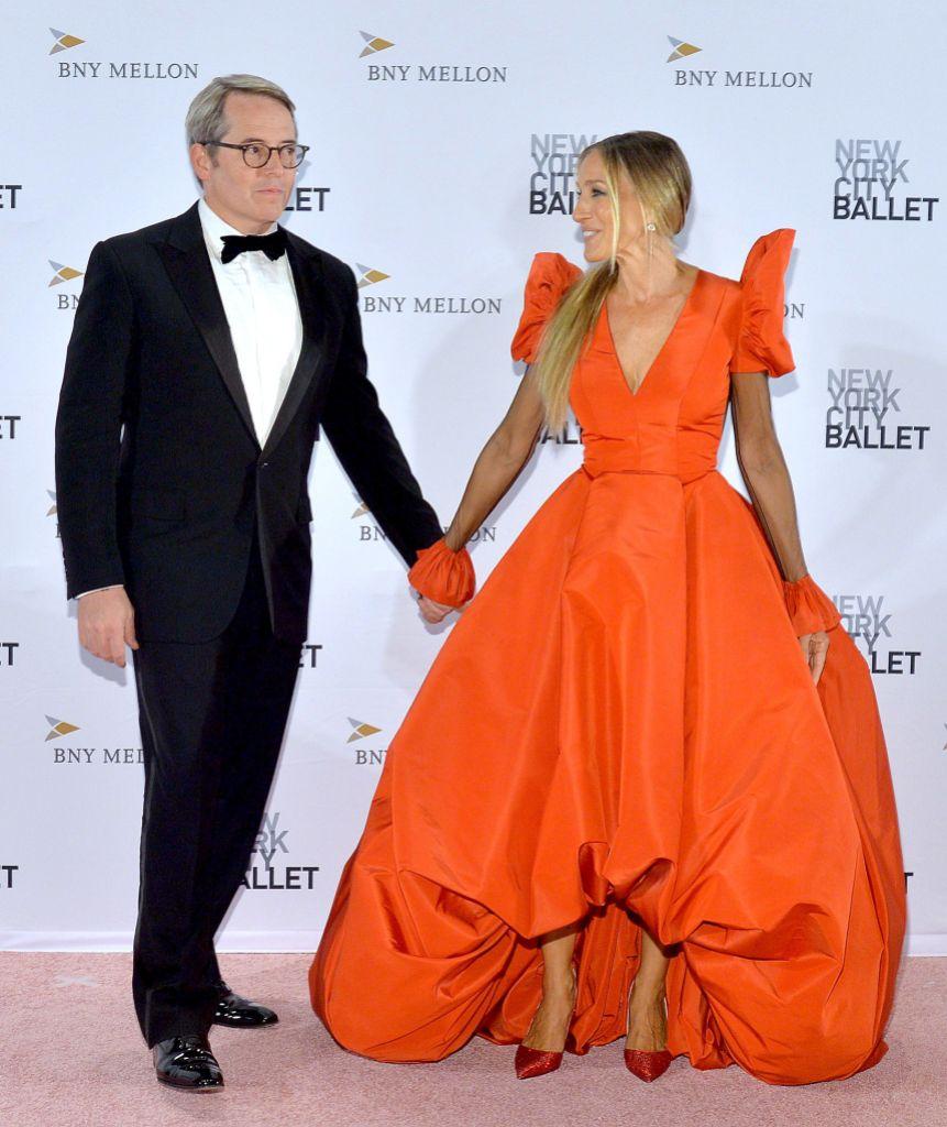 Who Is Sarah Jessica Parker's Husband? Matthew BroderickHow Did They Meet