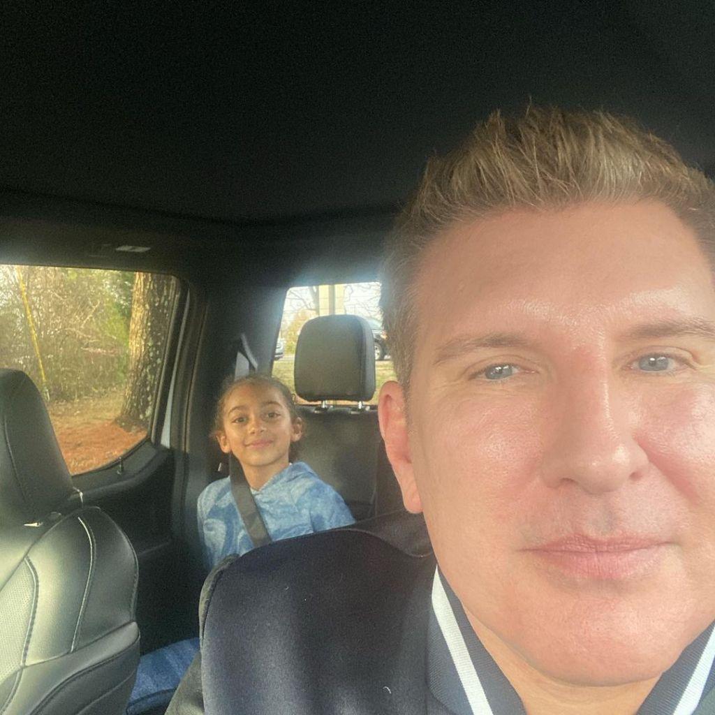Julie Chrisley Slams Racist 'Attacks' on Granddaughter Chloe Todd Chrisley