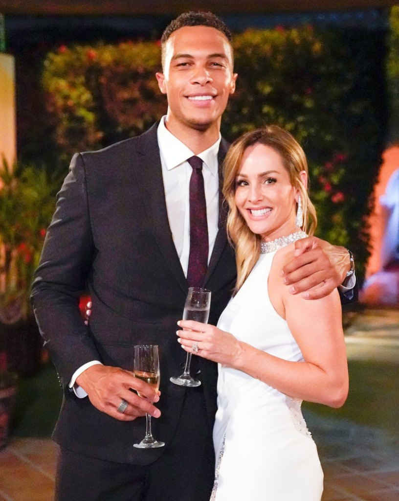 Dale Moss and Clare Crawley Bachelors and Bachelorettes Who Split After Getting Engaged