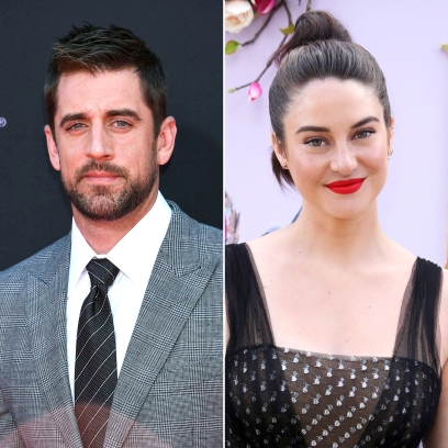 Aaron Rodgers Thanks 'Fiancee' in His NFL Honors Speech Amid Shailene Woodley Relationship