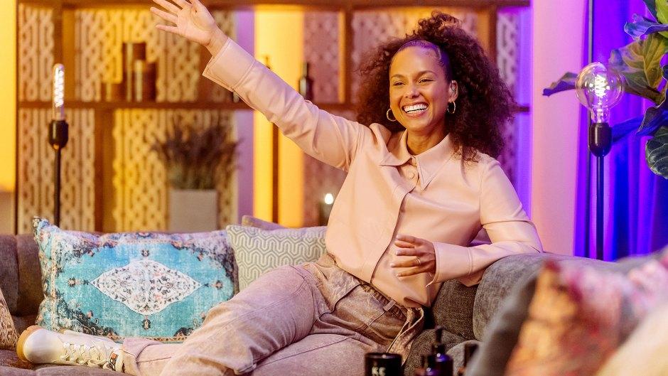 Alicia Keys celebrates the Ulta Beauty Launch