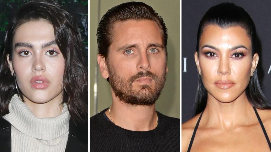 Amelia Gray Hamlin Is 'Totally Cool' With Scott Disick and Kourtney Kardashian's 'Close Relationship'