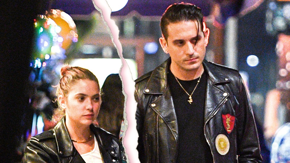 It's Over! Ashley Benson and G-Eazy Split After Less Than a Year Together