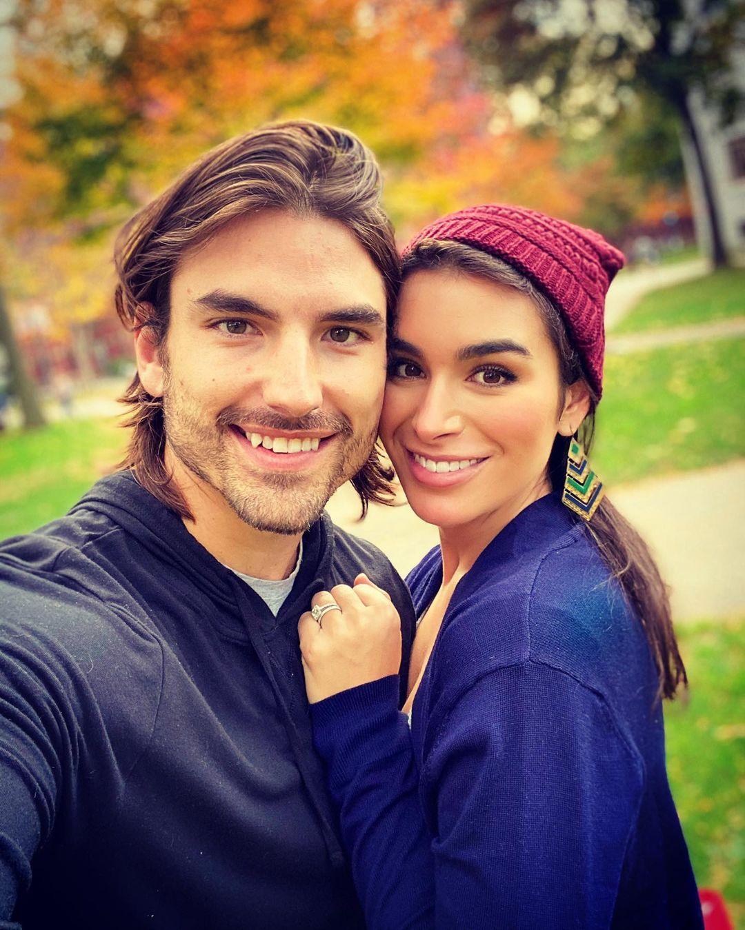 'Bachelor' Alum Ashley Iaconetti Is Pregnant! Expecting Baby No. 1 With Husband Jared Haibon