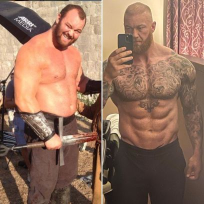 Celebrity Weight Loss Photos