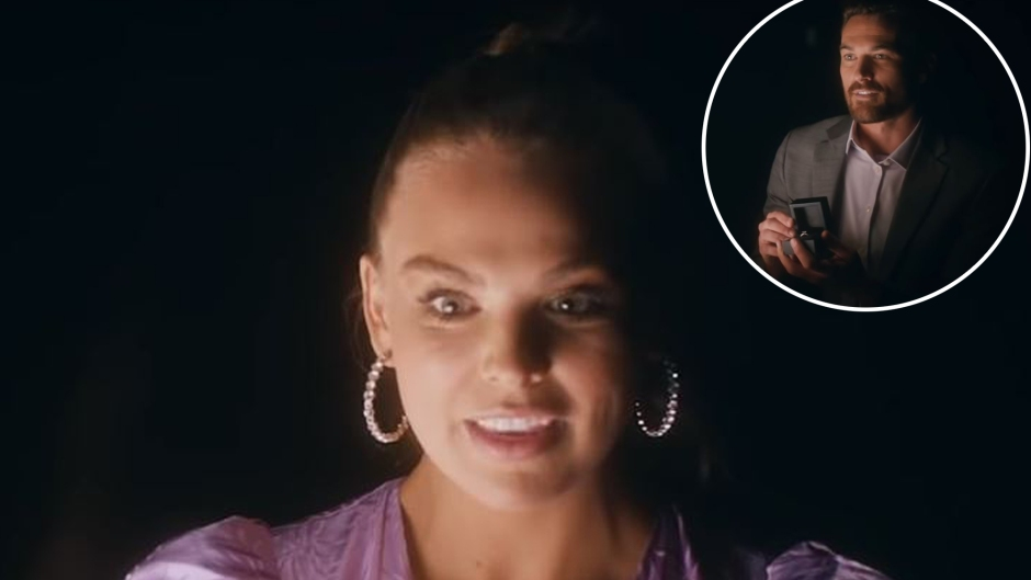 Did Hannah Brown's New Boyfriend Adam Woolard Propose?