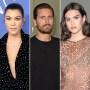 How Kourtney Kardashian Feels About Scott Disick's Model Girlfriend