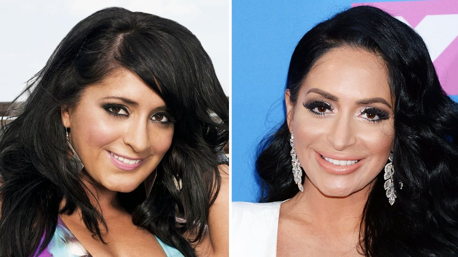 Jersey Shore Angelina Pivarnick Plastic Surgery Transformation Through the Years