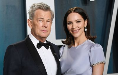 Katharine McPhee and Husband David Foster Give Birth Welcome Son
