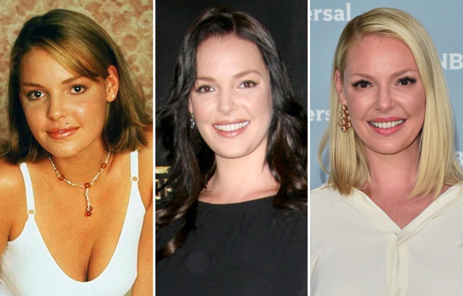 From 'Grey's Anatomy' to Today! Katherine Heigl's Transformation Over the Years