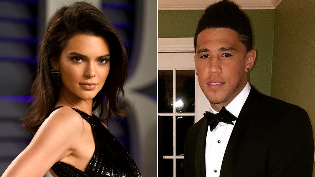 Kendall Jenner Devin Booker Dating Rumors: Pair Spotted At