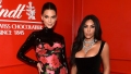 Kim Kardashian Playfully Complains About Doing Lingerie Photo Shoot With 'Supermodel' Sister Kendall Jenner