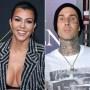 Kourtney Kardashian Visits the Studio With Boyfriend Travis Barker