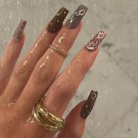 #NailGoals: Behold Kylie Jenner's Most Enviable Manicures — Ombre, Leopard Print, Tie-Dye and More!