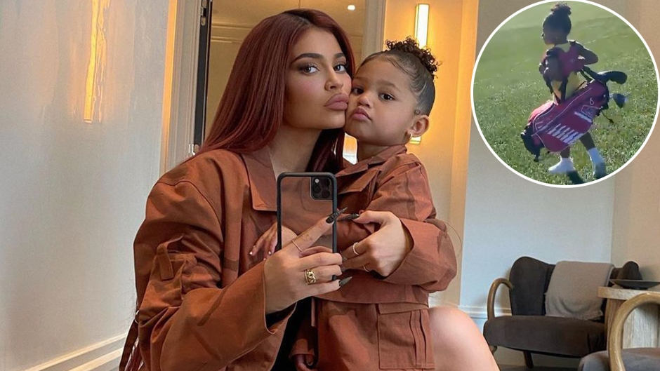 Put Put! Kylie Jenner Takes 'Big Girl' Stormi Webster to the Golf Course and It's Too Cute