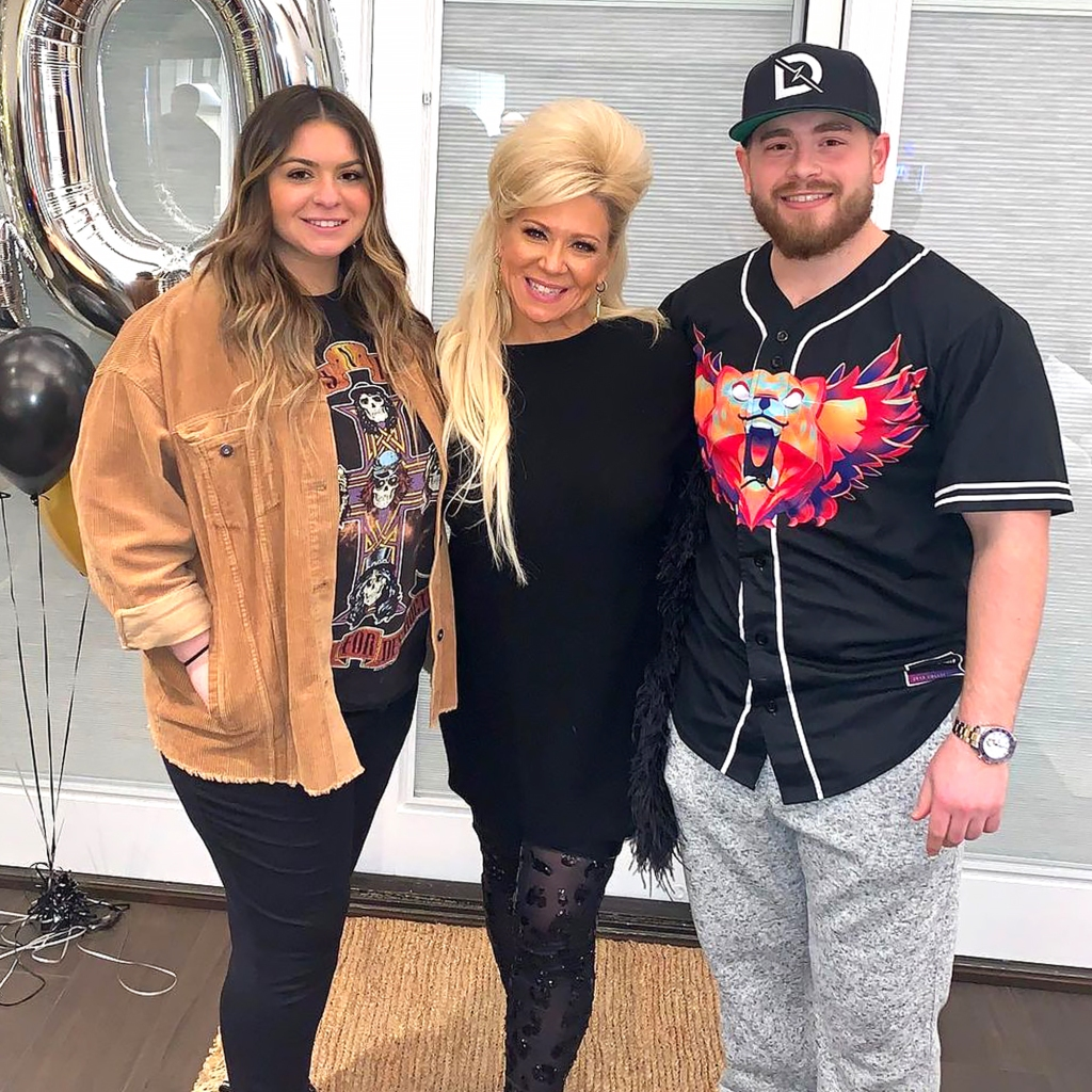 'Long Island Medium' Star Theresa Caputo Is Dating and Her Kids Approve