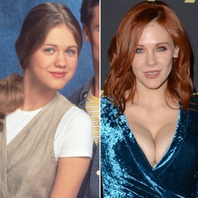 From 'Boy Meets World' to Adult Film Actress! Maitland Ward's Total Transformation Over the Years