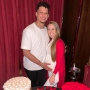 Patrick Mahomes' Pregnant Fiancée Brittany Matthews Claps Back at 'Hateful' Comments on Maternity Photo
