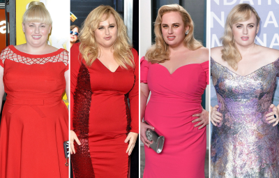 Get It, Girl! Photos of Rebel Wilson's Impressive Weight Loss Journey