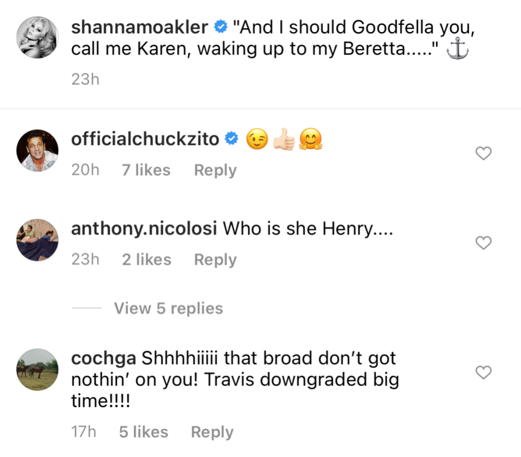 Shanna Moakler Agrees Travis Barker Downgraded With Kourtney Kardashian