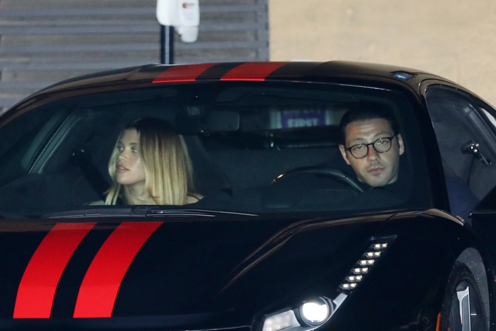 Playing the Field? Sofia Richie Spotted Leaving a Date at Nobu With Mystery Man