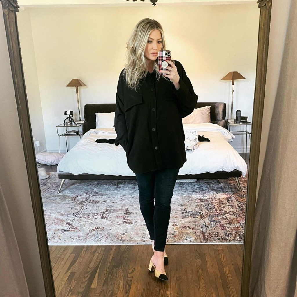Stassi Schroeder Talks Postpartum Journey at 7 Weeks: 'I Thought it Would Be Easier to Bounce Back'
