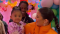 Kylie Jenner Celebrates Daughter Stormi's 3rd Birthday With Lavish Party: Go Inside