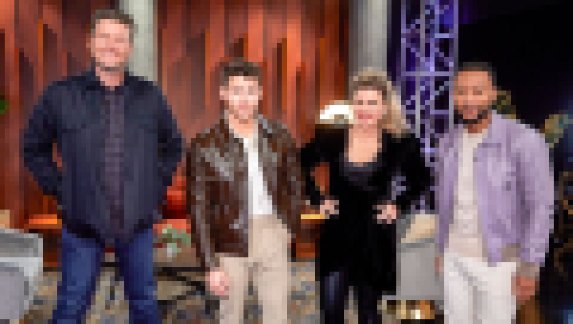 The Voice Salary Blake Shelton, Nick Jonas, Kelly Clarkson, John Legend