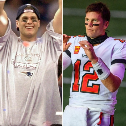From Rookie to GOAT! Tom Brady's Total Transformation Over the Years