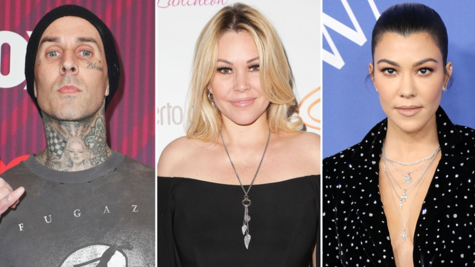 Travis Barker's Ex Shanna Moakler Reveals Where She Stands With Kourtney Kardashian: 'I Have No Ill Will'
