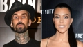 Travis Barker Shares Romantic Love Letter From Girlfriend Kourtney Kardashian