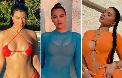 Looking Good! The Steamiest Kardashian-Jenner Photos of 2021 So Far