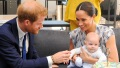 Prince Harry Talks Archie During James Corden Interview
