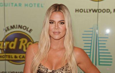 Khloe Kardashian Says Good American Photos Aren't 'Photoshop'