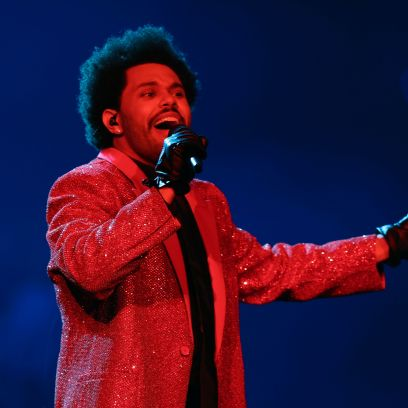 The Weeknd Super Bowl Halftime Show WATCH
