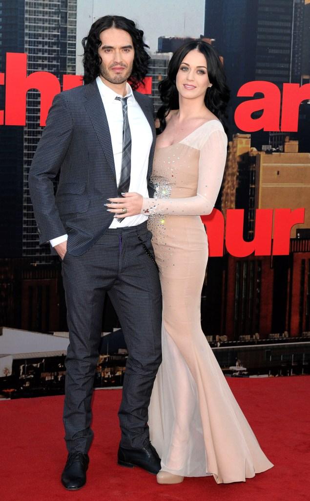 Russell Brand Has 'Positive Feelings' Toward Ex-Wife Katy Perry