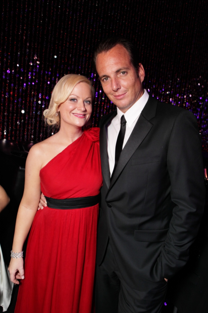 Amy Poehler and Ex-Husband Will Arnett Share Kids Archie, Abel