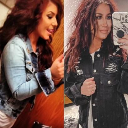 Chelsea Houska From 'Teen Mom 2' Then vs. Now Photos