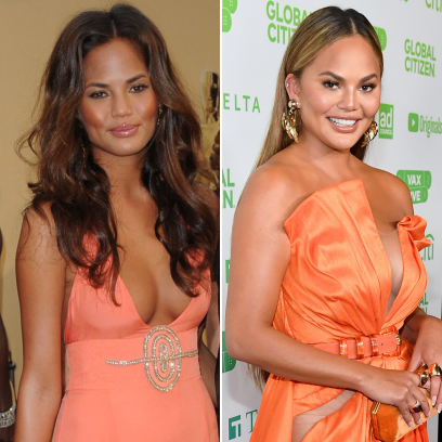 Chrissy Teigen's Transformation Over the Years: See Photos!