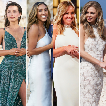 The Most Gorgeous 'Bachelorette' Finale Dresses to Grace Our Television Screens