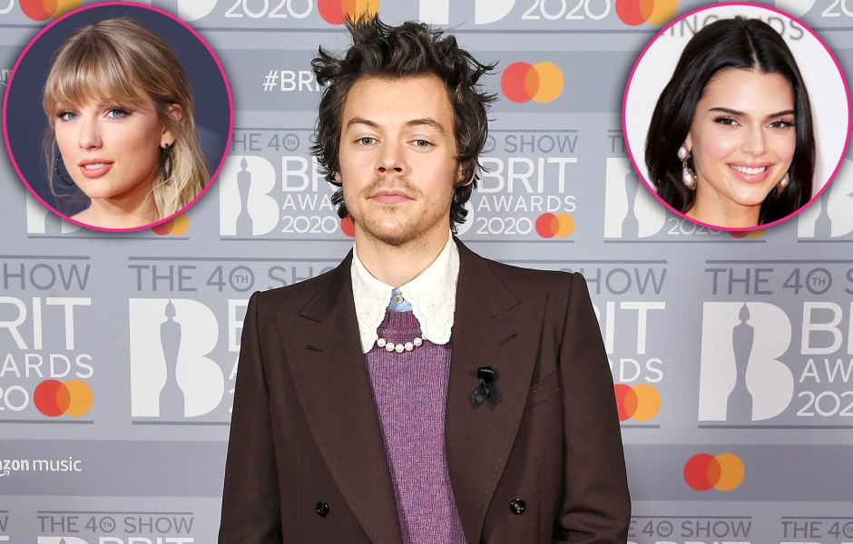 Harry Styles Dating History Taylor Swift and Kendall Jenner