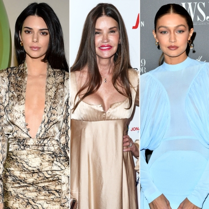 Janice Dickinson Doesn't Think Kendall Jenner and Gigi Hadid Are 'Good' Supermodels