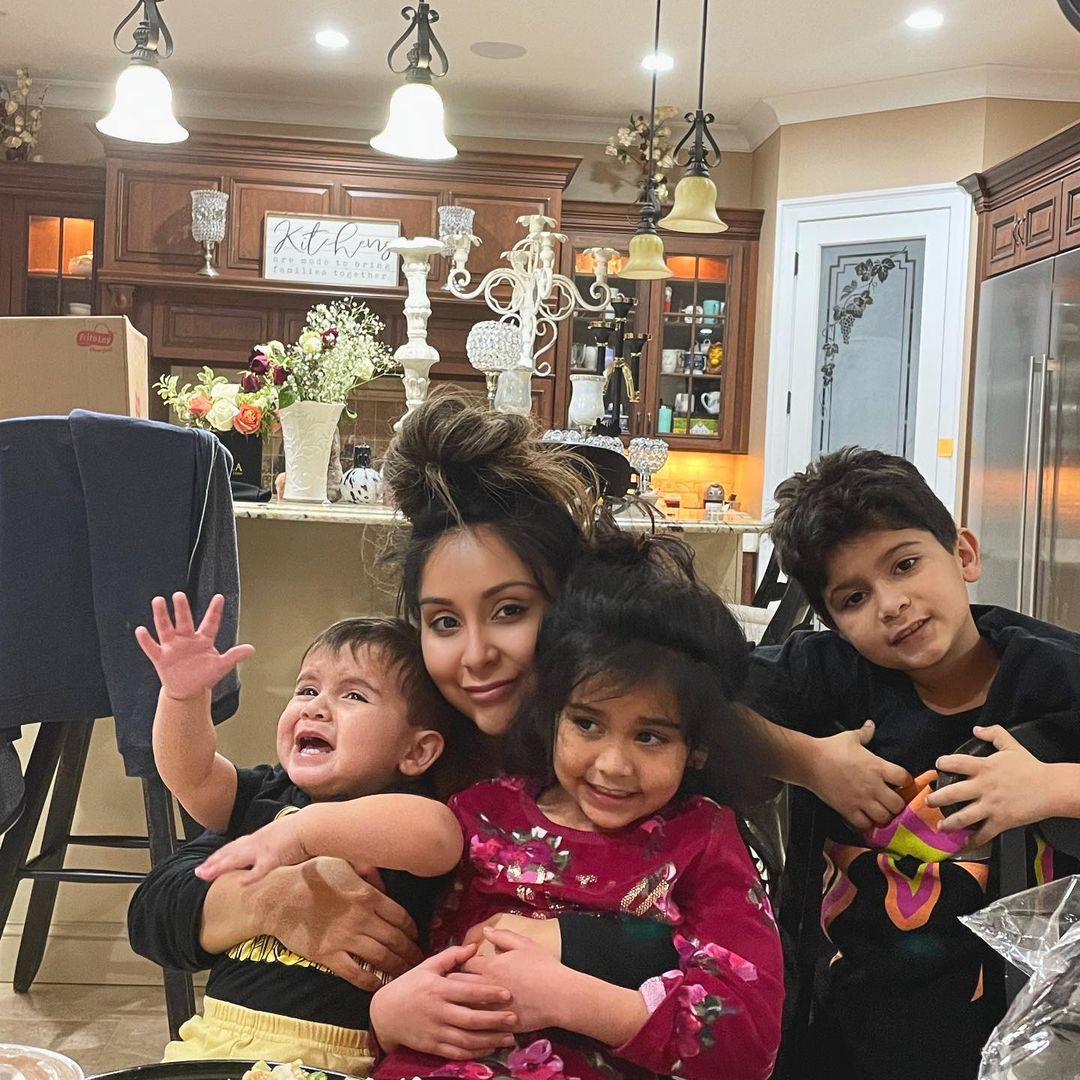 Jersey Shore' Cast Members With Kids: Snooki, Pauly, JWoww and More