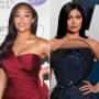 Jordyn Woods Uses Kylie Jenner's Filter in Subtle Shout-Out