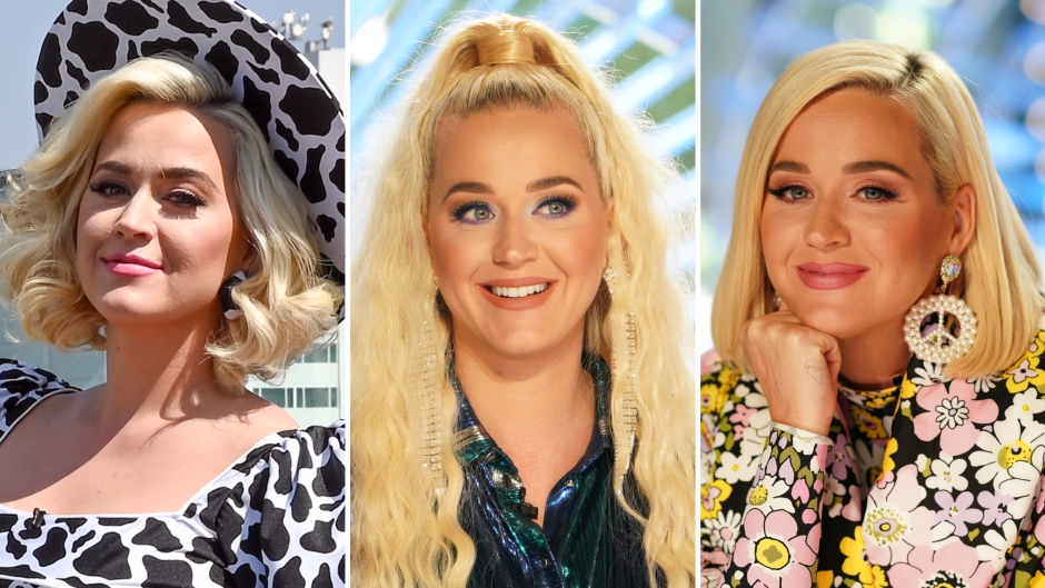 Katy Perry's Outfits on American Idol_ Photos of Her Looks