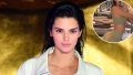 Kendall Jenner Flaunts Her Assets in Athleisure During a Hardcore Pilates Workout